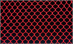 "Light Duty 3/4"" Nylon Open Net"