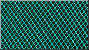 "Offshore 3/8"" Polyester Open Net"