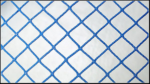 Ultra Pro 1-1/4 in Polyester Open Net